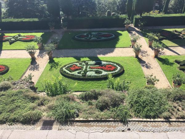 garden pontifical