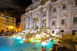 Sightsee in Rome During a Business Conference