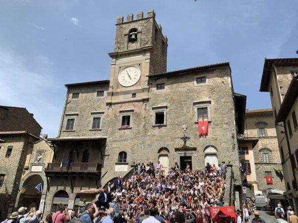 Cortona visit