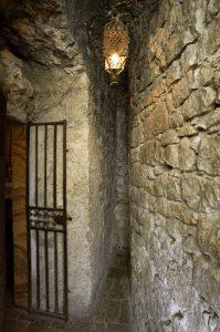 Pope Celestine V prison